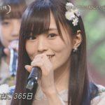 【山本彩】さや姉出演、CDTVスペシャル!卒業ソング音楽祭2018キャプ画像。