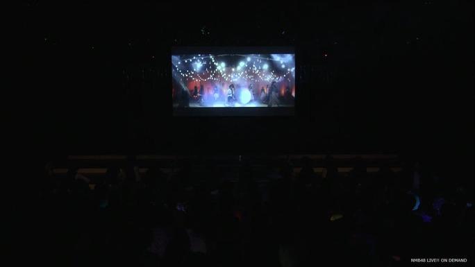 【NMB48】18thシングル「欲望者」収録チームN「阪急電車」ミュージックビデオが劇場で初披露。