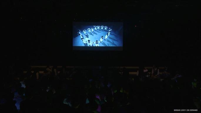 【NMB48】18thシングル「欲望者」ミュージックビデオ劇場初披露。
