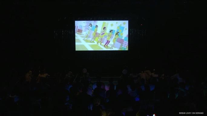【NMB48】劇場でデデーン!欲望者Type-D収録曲「Good Timing」MV劇場初披露。
