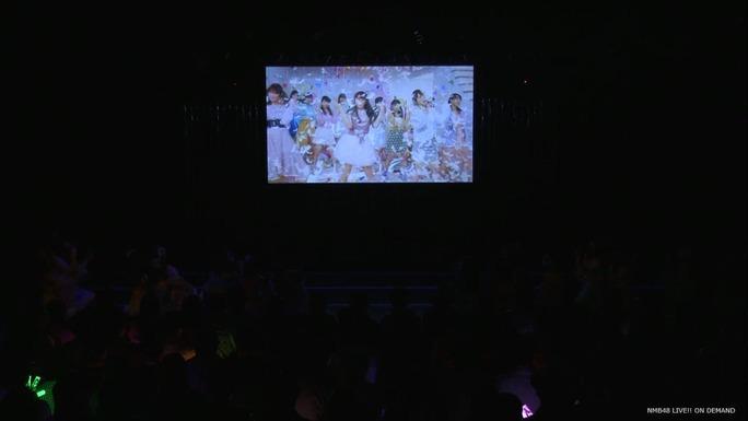 【NMB48】18thシングル「欲望者」収録チームM曲「四字熟語ガールズ」MVが劇場初披露。