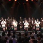 【NMB48】チームBⅡドラフト3期生メンバーが劇場に登場。
