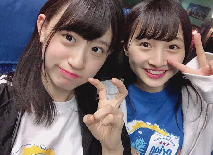 【NMB48】沖縄国際映画祭出演メンバーが現地入り。みんな嬉しそうw