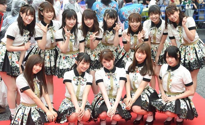 【NMB48】第10回沖縄国際映画祭・レッドカーペットイベントのニュースが配信。