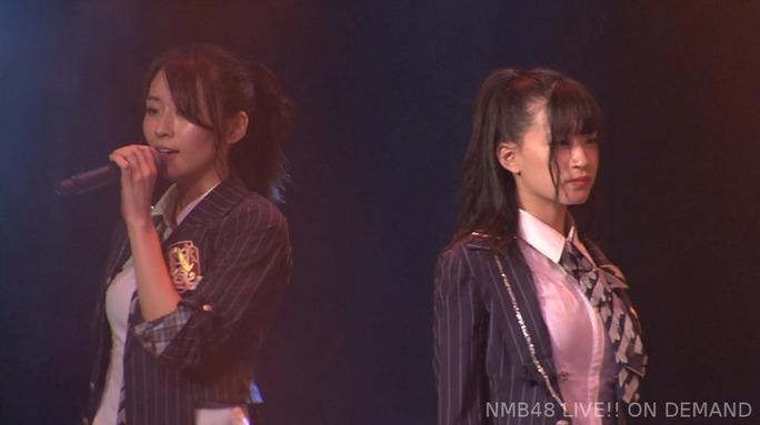 【NMB48】チームN公演メドレーは「阪急電車」→「僕がもう少し大胆なら」に変更。