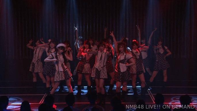 【NMB48】チームBⅡメドレーが「匙を投げるな!」→「僕はいない」に変更。