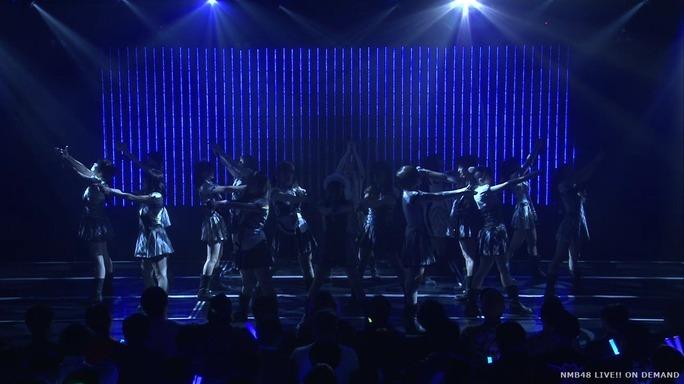 【NMB48】18thシングル「欲望者」チームBⅡバージョンが劇場初披露。