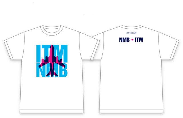 【NMB48】伊丹空港によしもとエンタメショップ。NMB48グッズコーナーが常設。