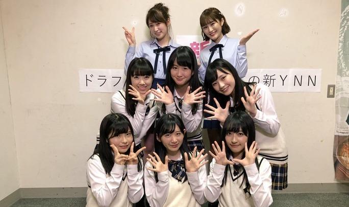 【NMB48】新YNNでチームN・M・BⅡドラフト3期生の収録。【初めての新YNN】