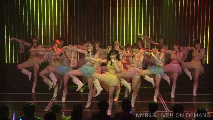 【NMB48】チームM新メドレーは「四字熟語ガールズ」→「僕だけのSecret time」