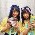 【村瀬紗英/山本彩加】さえぴぃ・あーやん参加6月10日TORACO DAYの様子など。