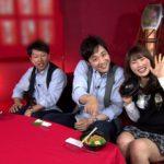 【渋谷凪咲】なぎさ出演・ワケあり!レッドゾーンキャプ画像。カツ丼のCMお待ちしてますw