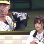 【山本彩】虎マネ・さや姉出演6月1日虎バンキャプ画像。交流戦スタート週。
