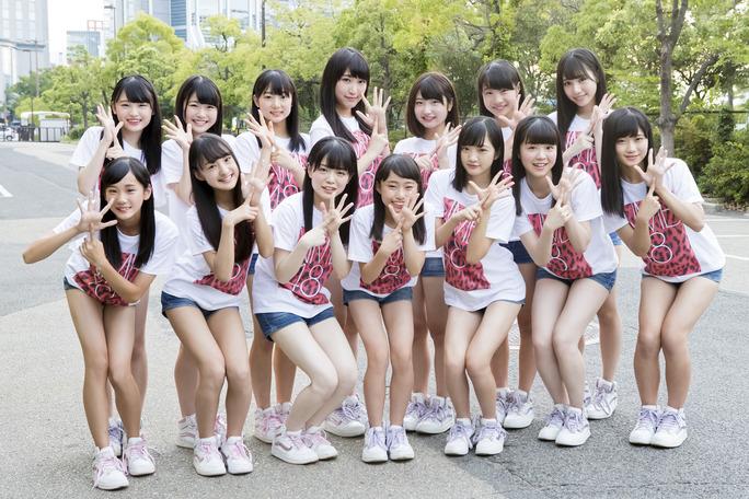 【NMB48】6期研究生14名の名前と出身地などプロフィール発表。