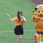 【山本彩】さや姉、甲子園球場でキー太を引き連れてワロタピーポー\(^o^)/【動画有】