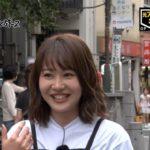 【門脇佳奈子】かなきち出演・博多華丸のもらい酒みなと旅2キャプ画像。