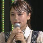 【沖田彩華】あーぽん卒業発表。ツアー広島参加、9月いっぱいまでの予定。