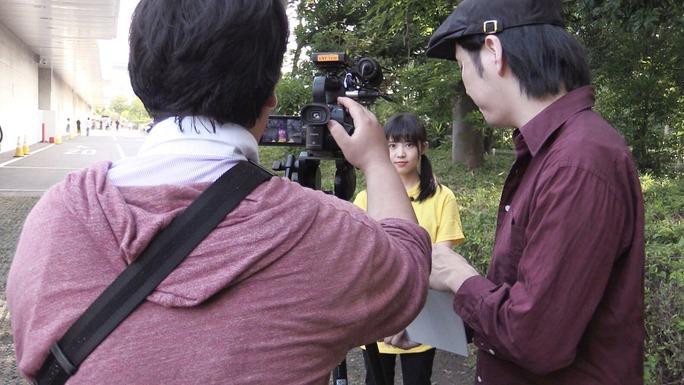 【岩田桃夏】ももるん、3月にクラウドファウンディングで支援した映画・大仏廻国に出演。