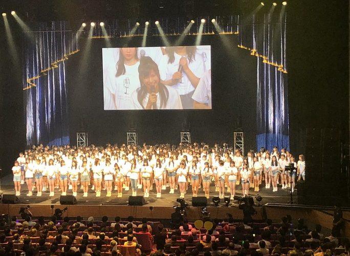 【NMB48】AKB48 53rdシングル世界選抜総選挙101位-120位が発表。4名がランキング入り。