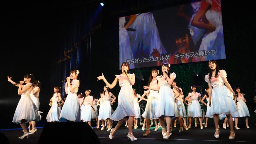 【NMB48】8月13日総選挙感謝祭コンサート・金子支配人ぐぐたす投稿画像。