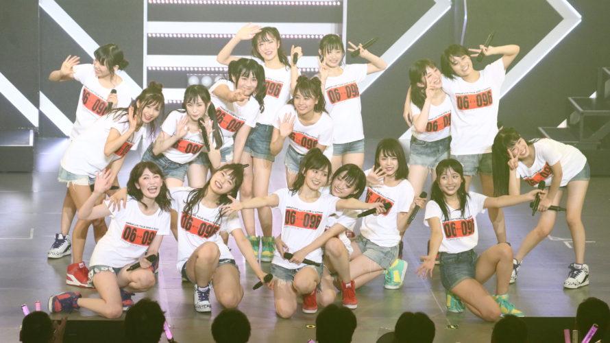 【NMB48】8/21 NMB48 LIVE TOUR 2018 in Summer 熊本公演・金子支配人ぐぐたす投稿画像。
