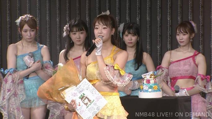 【加藤夕夏】うーか生誕祭まとめ。NMB48のダンス&ヴォーカルユニットに期待。【手紙・コメント全文有】