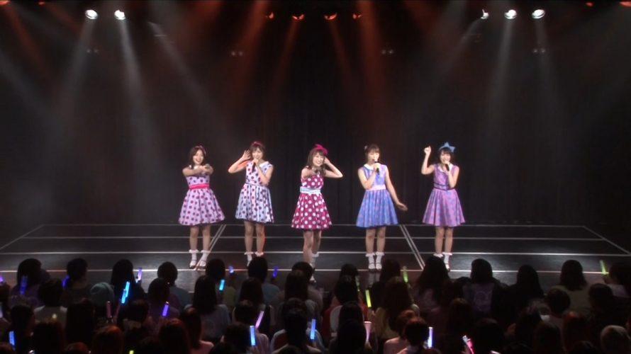 【NMB48】9/21Queentet単独公演第二弾・セットリストとキャプ画像。