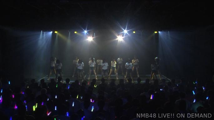 【NMB48】「僕だって泣いちゃうよ」収録、さや姉作曲の研究生曲「夢は逃げない」初披露。公演名にも採用。