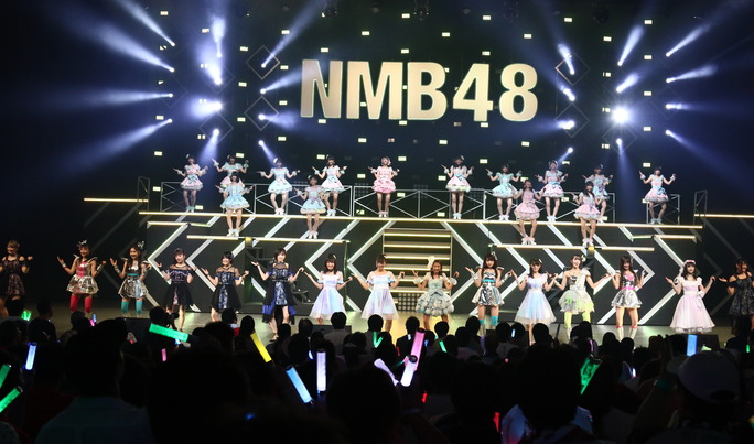 【NMB48】NMB48 LIVE TOUR 2018 in Summer神戸のオフショット・アザーショット。