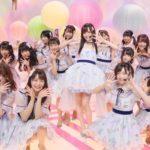 【NMB48】10月20日COUNT DOWN TVキャプ画像。「僕だって泣いちゃうよ」を披露。