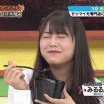 【NMB48】10月19日NMBとまなぶくんキャプ画像・秋のスイーツ大特集。