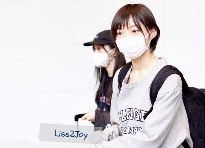 【NMB48】10月5日のアジアツアー広州公演に向けてメンバーが広州白雲国際空港に到着。