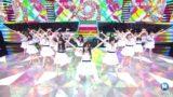 【NMB48】11月2日MUSIC STATIONキャプ画像。「僕だって泣いちゃうよ」「365日の紙飛行機」を披露。