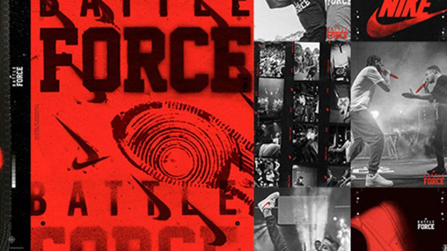 【石田優美/加藤夕夏】ゆうみんとうーかが「NIKE BATTLE FORCE」のダンスイベントに挑戦。