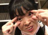 【安田桃寧】ももねの変顔1週間、壮絶な7日間を無事走り切る。
