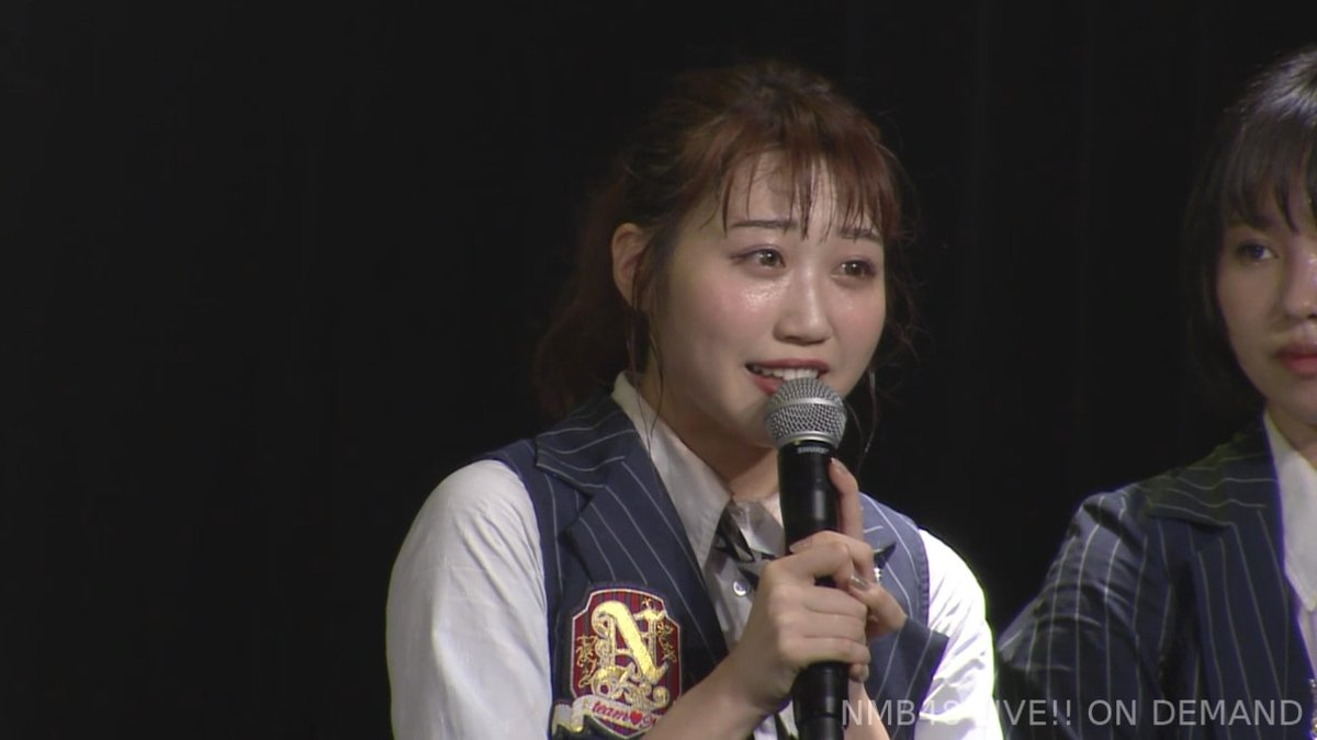【日下このみ】このみんNMB48からの卒業を発表。ダンサー・振付師の道へ。