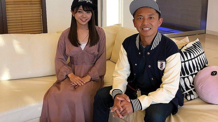 【磯佳奈江】いそちゃんが「JK Radio Tokyo United」の「WORDS FROM THE FIELD」の収録に参加。