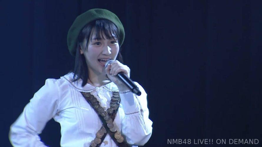 【溝渕麻莉亜】まりりん「目撃者」公演初日、ユニットは「フィンランドミラクル」を担当。