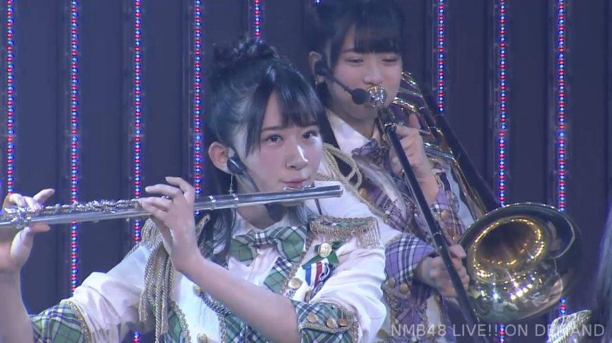【杉浦琴音】ことちゃんがチームM「アイドルの夜明け」公演初日。ユニットは「残念少女」に登場。