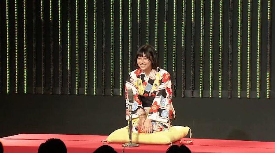 【安部若菜】NMB48劇場 SPECIAL WEEK 単独十番勝負 第二弾・其之二 第一部「わかぽん、落語始めます。」の画像と実況。