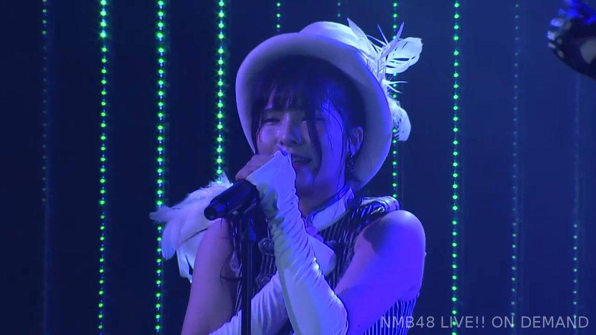 【大澤藍】あいちゃが「夢は逃げない」公演の初日を迎える。ユニットは「Bird」を担当。