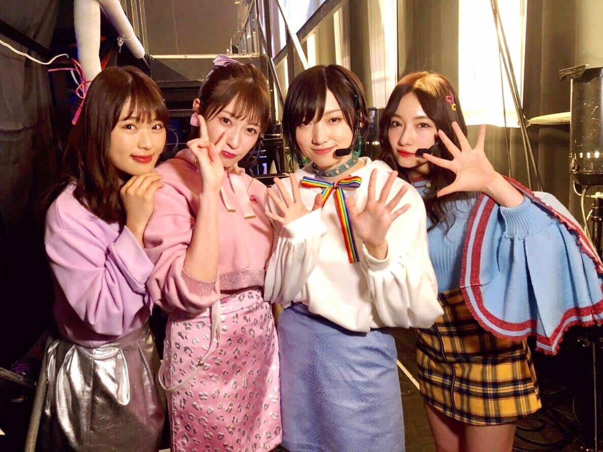 AKB48グループリクエストアワー2019・1月19日昼公演
