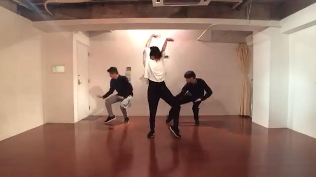 【NMB48】床の間正座娘の振り付けを担当されたCRE8BOYさんの「振り付けてみた」動画が公開。