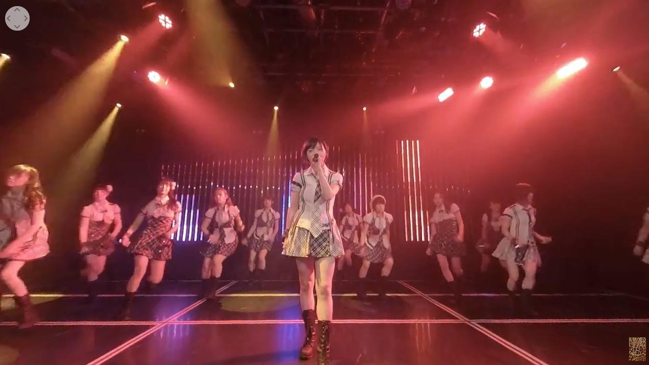 【NMB48】劇場公演VR動画・チームBⅡ恋愛禁止条例公演・NMB参上!バージョンが公開。