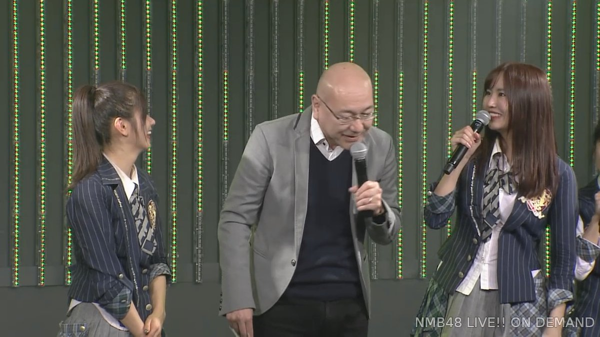 【NMB48】20thシングル「床の間正座娘」オリコンデイリーチャート1位を獲得し「たこ焼き焼けた!」