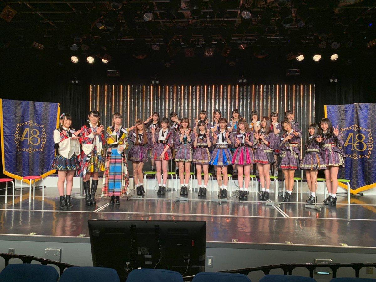 【NMB48】3月27日水曜日21時フジテレビNEXTでAKB48グループ出張会議!「NMB48のハートにダイブせよ!」が放送