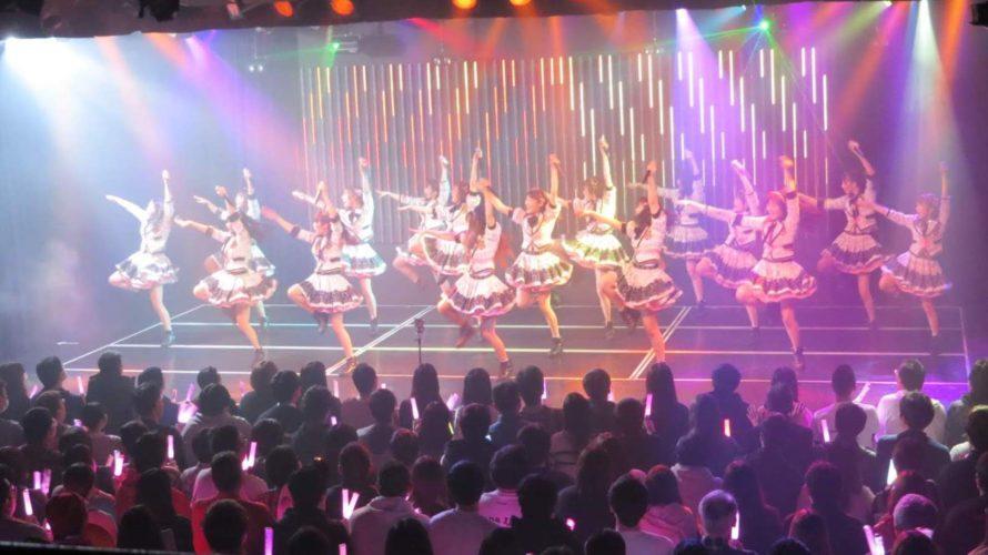 【NMB48】新チームM「誰かのために」公演初日・金子支配人Google+投稿画像。