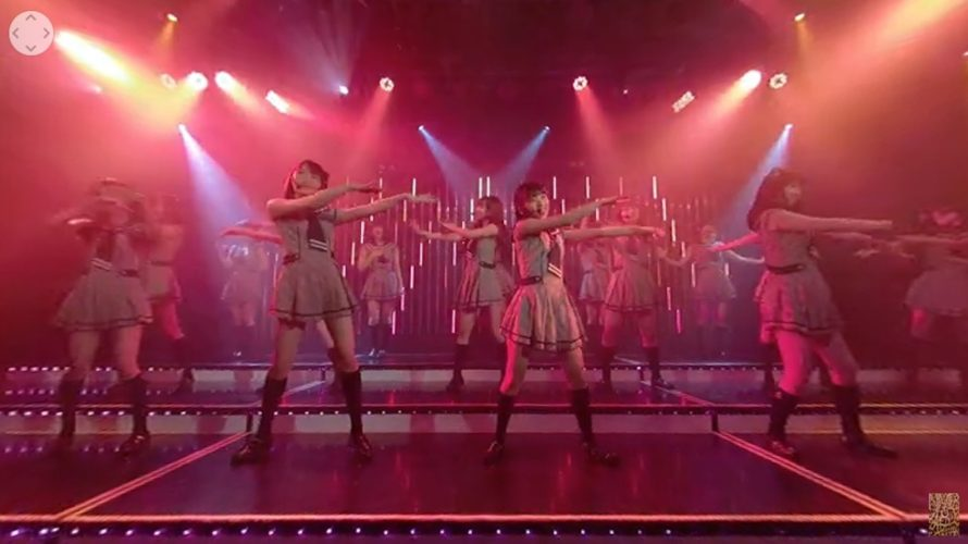 【NMB48】渋谷チームM・誰かのために公演「月見草」のVR動画がYouTubeで公開