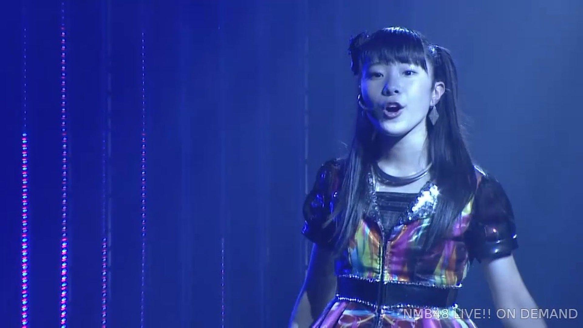 【三宅ゆりあ】ゆりあ「夢は逃げない」公演初日、ユニットは「ピーク」に登場。