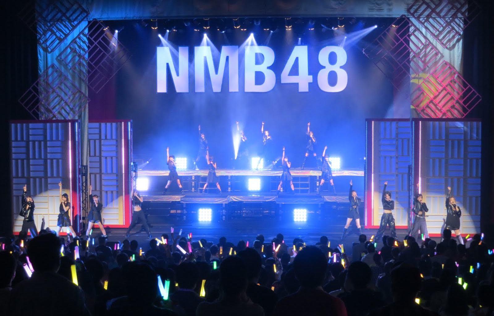 【NMB48】近畿十番勝負2019 チームN・柏原市民文化会館リビエールホールのセットリストと画像など。
